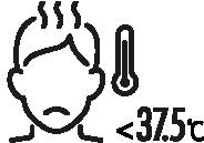 体温の確認